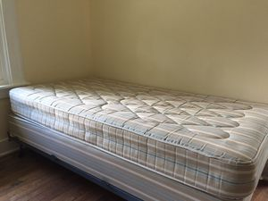 2 twin beds with adjustable frames $25 each for Sale in East Lansing, MI