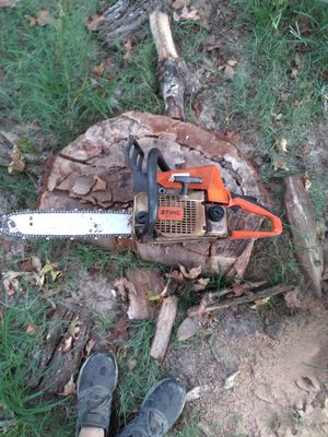 Stihl 025 for Sale in Roman Forest, TX