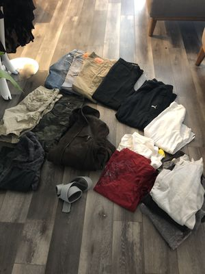 Levi's, Puma, Affliction, Calvin Klein's for Sale in Los Angeles, CA