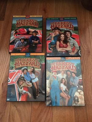Dukes of Hazzard Seasons 1,2,3 and 7. for Sale in Beckley, WV