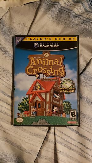 Nintendo players choice animal crossing for Sale in Des Moines, WA