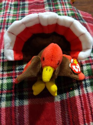 Turkey beanie baby Gobbles for Sale in San Leandro, CA