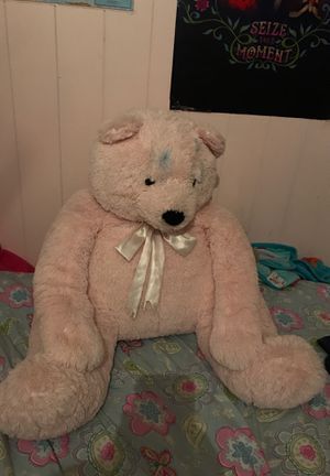 Large pink stuffed animal for Sale in Upland, CA