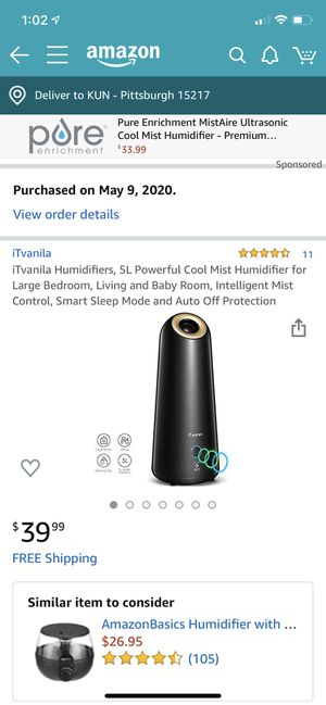 Humidifiers for Sale in Pittsburgh, PA