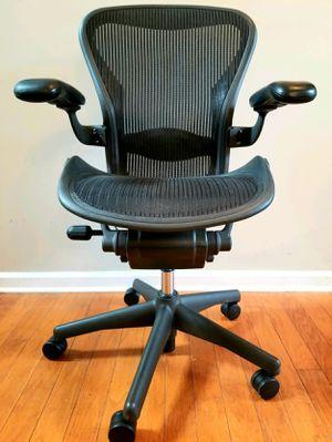 Herman Miller Aeron Office Chair Size B for Sale in Marietta, GA