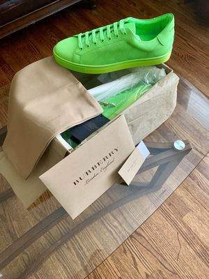 Burberry Sneakers for Sale in Fayetteville, NC