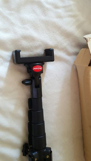 "Selfie Stick & Tripod, Mpow 62"" Extendable Tripod for Sale in Palmdale, CA"
