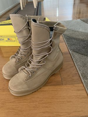 Belleville boots size 9.5 Brand new for Sale in San Diego, CA