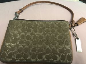 Coach Small Wristlet for Sale in Randleman, NC