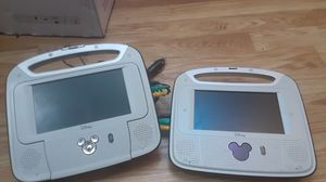 Disney portable dvd player for Sale in Federal Way, WA