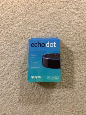 Amazon Echo Dot 2nd Genoration for Sale in Herndon, VA