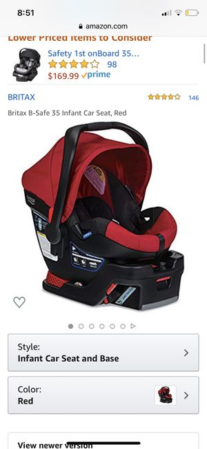 Britax car seat new in box for Sale in Stockton, CA