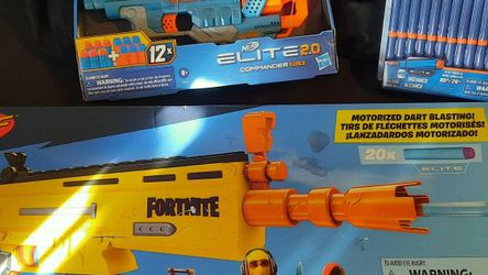Nerf Bundle for Sale in Providence,  RI