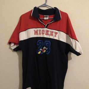 Mickey Mouse Polo   Medium for Sale in Austin, TX