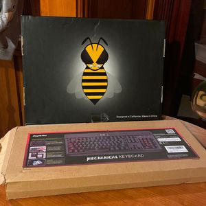 Gaming Mechanical Keyboard And Cooling Fan for Sale in Hawthorne, CA