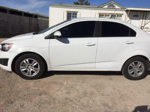 2012 chevy Sonic for Sale in Las Vegas, NV
