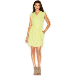 Rachel Roy Lime Faux Wrap Dress for Sale in Cypress, CA