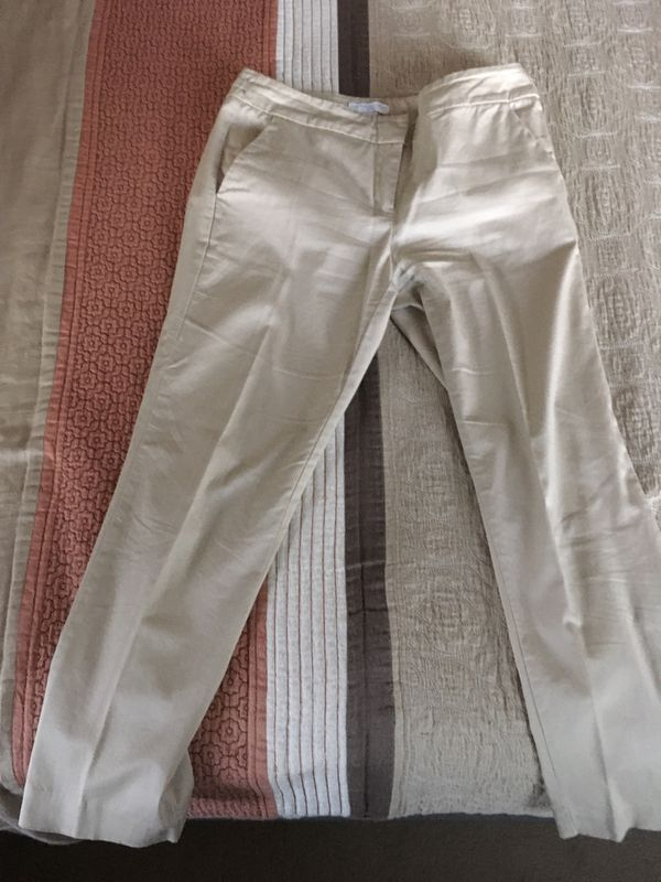 Women's New York & Company Casual dress pants size 2 color Tan