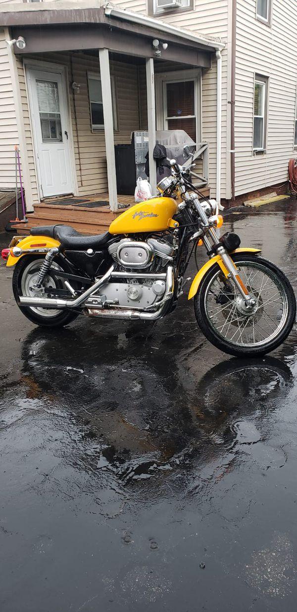 Harley 4,000 miles