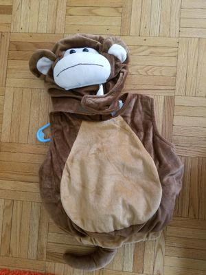 Monkey Halloween costume for Sale in Quincy, MA