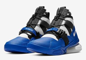 Nike Air Force 270 Utility AQ0572-400 Size 10 Men's Basketball Shoes for Sale in West Covina, CA