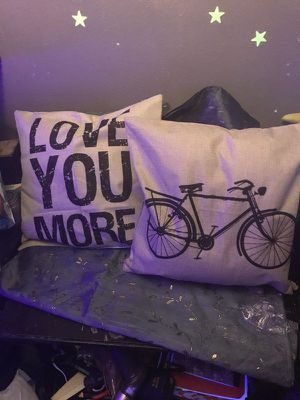 Love you More Pillow Cover for Sale in Costa Mesa, CA