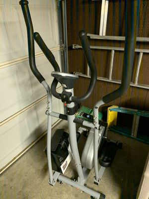 Sunny Health and Fitness Elliptical - Slightly Used! for Sale in St. Louis, MO
