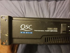 QSC 850 Professional Amplifier for Sale in Norwalk, CA