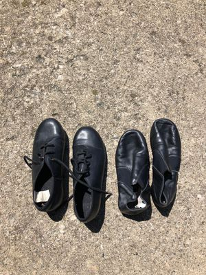 Tap and jazz shoes for Sale in Carol Stream, IL