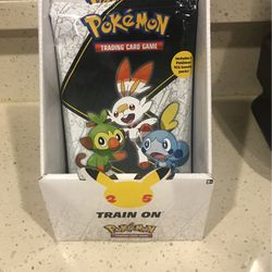 Pokemon TCG 1x Galar First Partner Booster Pack 25th Anniversary Edition And Display Box for Sale in Santa Clarita,  CA