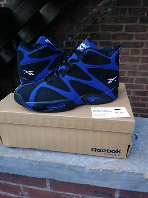 Reebok Classic Kamikaze 1 Shawn Kemp Mens Shoes Size 9 New with box for Sale in Cleveland, OH