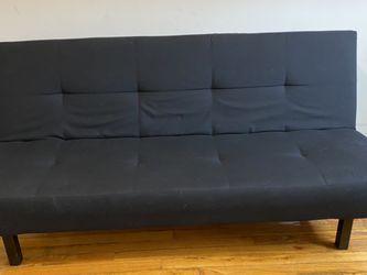 Black Futon for Sale in Oxon Hill,  MD
