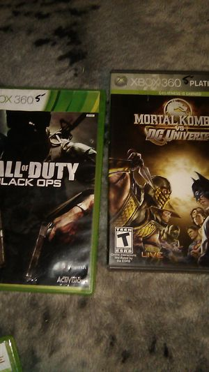 X Box Games for Sale in Reedley, CA