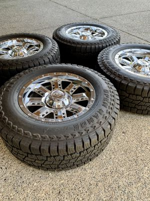 Wheels & tires. 6x5.5 or 6x135 for Sale in Renton, WA