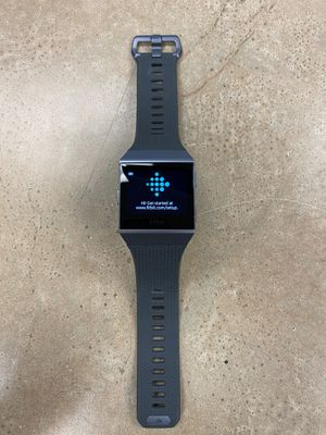 FitBit Ionic Nearly Brand New for Sale in Modesto, CA