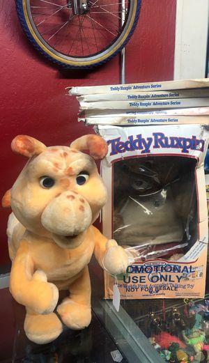 Teddy Ruxpin/Grubby for Sale in Fresno, CA