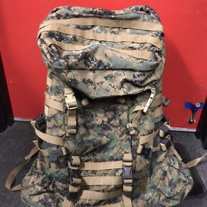 Ilbe Tango ArcTeryx Main Pack Backpack - Tactical Bugout Hiking Survival Pack - Gen 1 - Load Bearing - Marine Army Military Bushcraft Prepper Milspec for Sale in Oceanside, CA