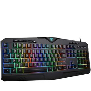 RGB Gaming Keyboard with Independent Multimedia Keys for Sale in Chino, CA