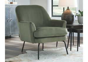 NEW IN THE BOX. DERICKA ACCENT CHAIR, SKU# A3000235AC for Sale in Huntington Beach, CA