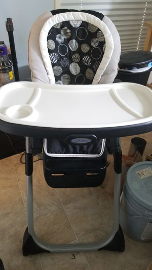 Graco high chair for Sale in Camas, WA