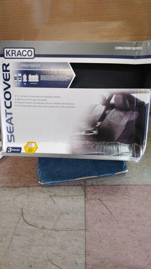 Kraco 3 Pc Prestige kit seat covers for Sale in Philadelphia, PA