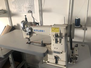Industrial Leather Sewing Machine - Atlas 335 for Sale in Los Angeles, CA