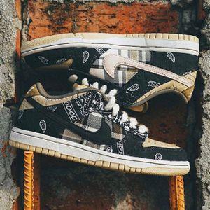 Travis Scott Nike SB Dunk Size 8.5(Read Description for Sale in Lynwood, CA