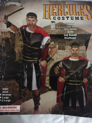 Halloween adult Hercules costume for Sale in Downey, CA