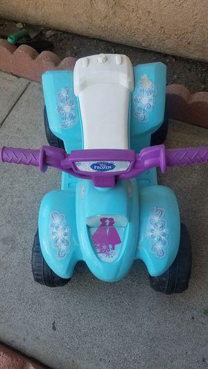 Frozen power wheels for Sale in Fontana, CA