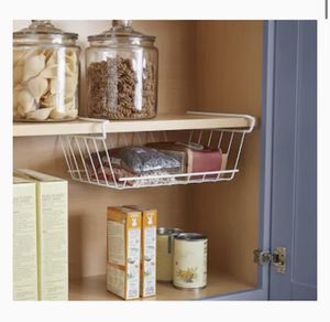Under Shelf Hanging Wire Rack Basket for Sale in Columbus, OH