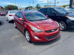 2014 Hyundai ELANTRA limited leather sunroof all the bells and whistles for Sale in Parma, OH