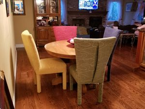 Dining table and chairs for Sale in Oregon City, OR