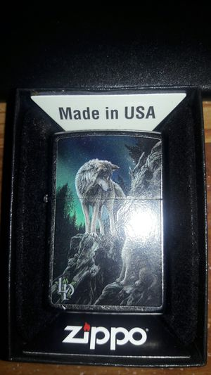 Wolf Zippo for Sale in Lowell, MA