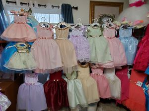 Girl Dress/ Event Dress/ Flower Girl Dress/ 2 FOR $25 for Sale in Ontario, CA